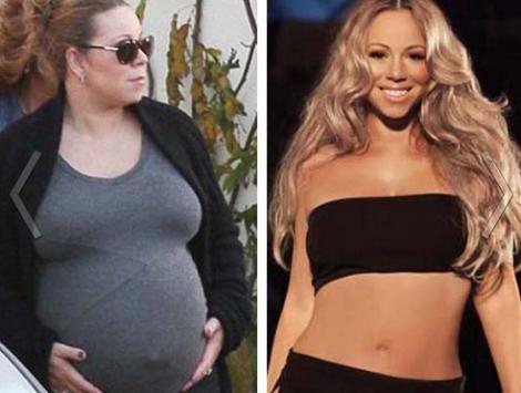 Во время беременности и после