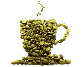 кофе из зеленых зерен