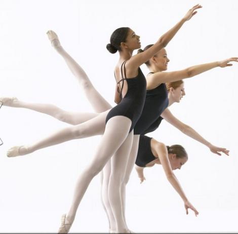 как худеют балерины