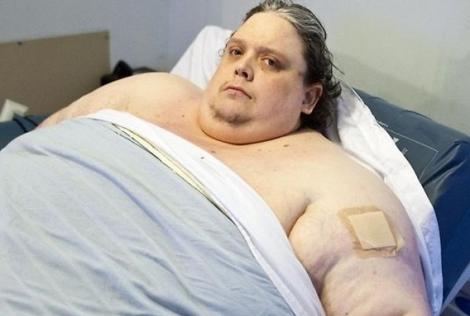 самый толстый мужчина Ким