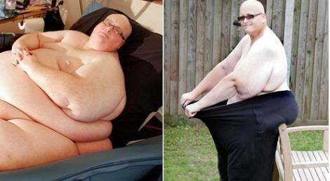 кто похудел на правильном питании